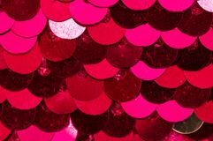 Background sequin Glitter background with blinking lights. stock photos