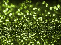Background sequin. Green background.Holiday background. stock image