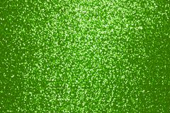 Sparkling green sequin textile background Royalty Free Stock Photo