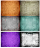 Background set Royalty Free Stock Photos