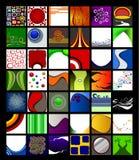 background set ultimate Στοκ Εικόνα