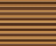 Wide Bands of Brown Striped Background. Background of shades of brown stripes of varying widths. Muted light colors recede for an illusion of ridges, or of poles vector illustration