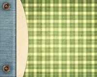 Background in shebby chic style Stock Images