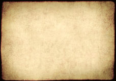 Texture of old, soiled paper Royalty Free Stock Photo