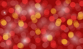 Background with shimmering circles Stock Photo
