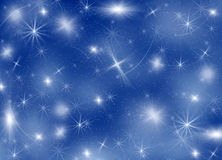Background with shines, sparks Royalty Free Stock Photo