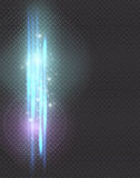 Background with shining stripes. Blink Metal Background Royalty Free Stock Photos