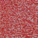 Background with shiny red sequins. Eps 10. Stock Photography