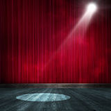 Background in show Royalty Free Stock Images