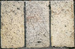 Background sidewalk tiles Stock Photography