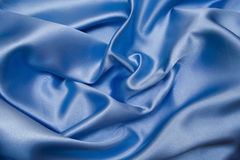 Background a silk fabric Stock Photography