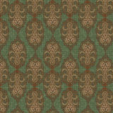 Background Silk Paisley Royalty Free Stock Photo
