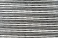 Background silver hearts. Background in silver, with embossing heart strukture Stock Photography