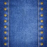 Background simple denim  close-up Royalty Free Stock Photo