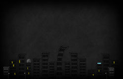 Background with sketchy city. Background with schematic city for Website. Illustration and drawing royalty free illustration