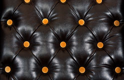 Background from skin in style Chesterfield Royalty Free Stock Photography