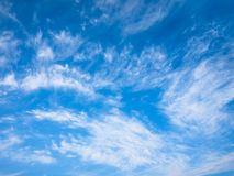 Background of sky Royalty Free Stock Photos