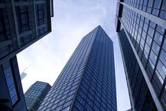 Background Skyscraper Stock Image