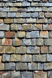 Background slate wall Royalty Free Stock Photography