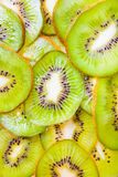 Background of sliced kiwi fruit Royalty Free Stock Photo