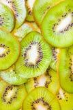 Background of sliced kiwi fruit Royalty Free Stock Photo