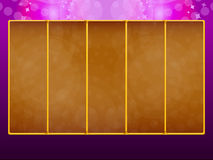 Background for slots game Stock Images