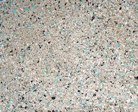 Background of small blue, gray, white and black small granules ( Stock Photos