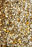 Background of small pebbles Royalty Free Stock Photos