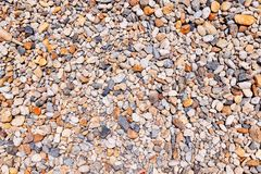 Background of small pebbles sea. Natural foor in park. Background of small pebbles sea. Natural background for park foor or pateway royalty free stock photography