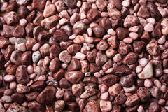 Background with small stones Royalty Free Stock Photography
