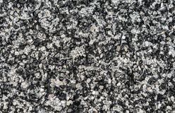 Background from small white and black stones stock image