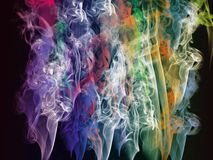 Background, smoke abstract. PHOTO of abstract image, background illustration with design and smoke, to beautify a website. Enriched your website or your magazine Stock Photos
