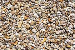 Background of smooth stones Stock Photo