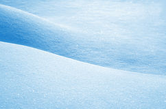 Background from snow Royalty Free Stock Image