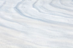 Background of the snow dunes Stock Photo