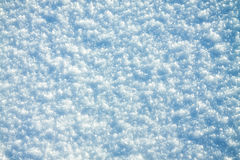 Background from snow shiny in sun Royalty Free Stock Images