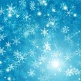 background snowflake Στοκ φωτογραφία με δικαίωμα ελεύθερης χρήσης