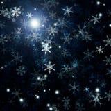 background snowflake Στοκ Εικόνα