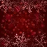 Background of snowflakes Royalty Free Stock Photo