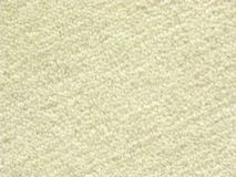 Background soft beige carpet Stock Images