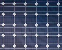 Background of a solar panel Stock Photo