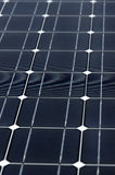 Background of solar panel. Surface Stock Photos