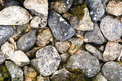 Background with some rgrey and white rocks on the ground. Texture background with some rgrey and white rocks on the ground stock photos