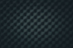 Background of sound absorbing sponge, wall soundproofing. Soundproof wall in sound studio, background of sound absorbing sponge Royalty Free Stock Photography