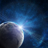 Background of space Stock Photos
