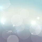 Background with sparkle stars Royalty Free Stock Image