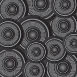 Speakers. Background with speakers - vector illustration Royalty Free Stock Photo