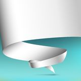 Background with speech bubble Royalty Free Stock Photo