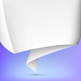 Background with speech bubble Royalty Free Stock Photos
