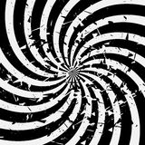 Background spiral Royalty Free Stock Image